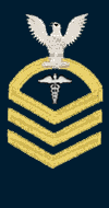 Hospital Corpsman Chief Petty Officer