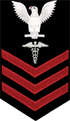 Hospital Corpsman First Class Petty Officer
