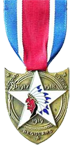2nd Division Medal