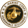 US Marines Corps Honorable Discharge