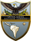 US Southern Command Badge