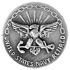 US Navy Retired 20 Years