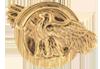 WW II Honorable Discharge Pin