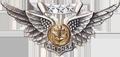 Combat Air Crew w/3 Silver Stars