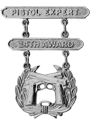 Pistol Expert 14th Award