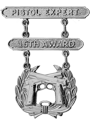 Pistol Expert 16th Award
