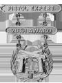 Pistol Expert 20th Award