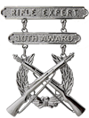 Rifle Expert 10th Award