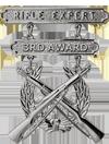 Rifle Expert 3rd Award